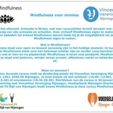Mindfulness voor minima